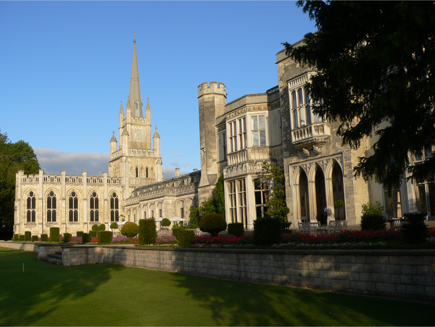 Ashridge House