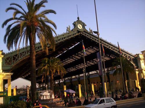 Estação Ferroviária Central (Santiago)