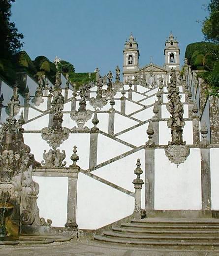 Santuário de Bom Jesus do Monte (Braga)